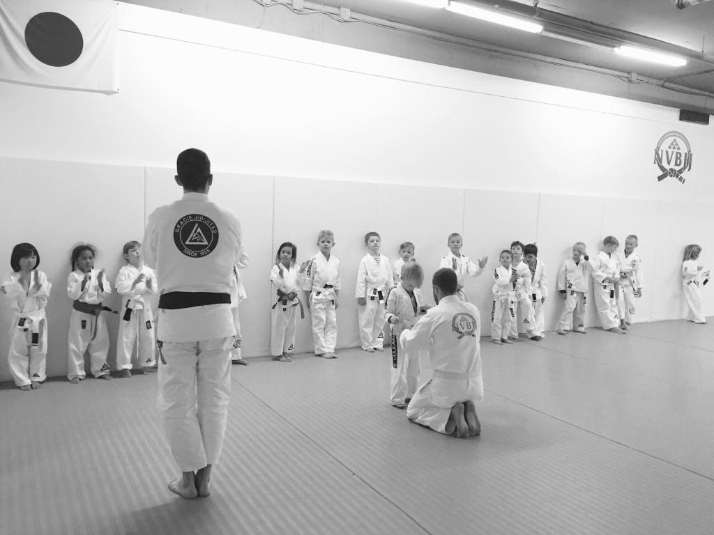Martial arts camp for kids Vancouver